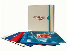 DIRE STRAITS: THE STUDIO ALBUMS 1978-1991 8LP