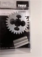 Korjaussarja rattaat+akseli Single Step V02 Thule / Omnistor