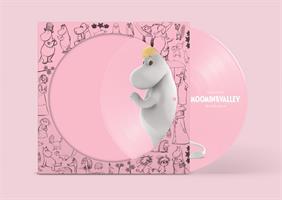MOOMIN VALLEY-ORIGINAL SOUNDTRACK PINK LP