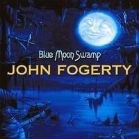 FOGERTY JOHN: BLUE MOON SWAMP-LIMITED BLUE LP