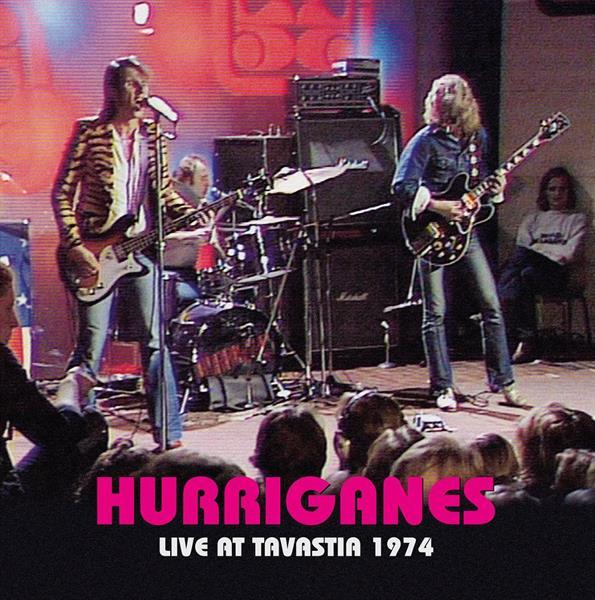 HURRIGANES: LIVE AT TAVASTIA 1974-RED 2LP