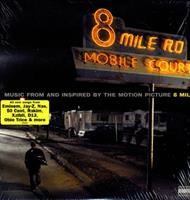 8 MILE-MUSIC FROM AND INSPIRED BY MOTION PICTURE 2LP