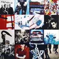 U2: ACHTUNG BABY 2LP