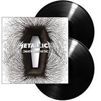 METALLICA: DEATH MAGNETIC 2LP
