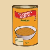 TUOMIO & KONE: ROKKAA LP