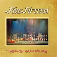 FIVE FIFTEEN: PSYCHEDELIC CHORUS ROCK FOR THE WHOLE FAMILY LP