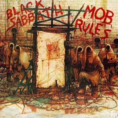 BLACK SABBATH: MOB RULES-DELUXE EDITION (USA IMPORT) 2LP
