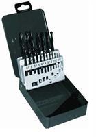 Terrax Poranteräsarja HSS 1-10mm