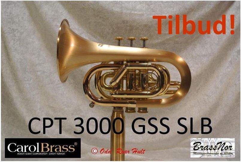 Pocket trompet CPT-3000-GLS(SLB-PIB)a