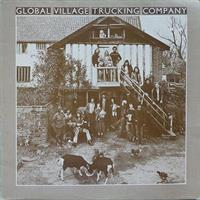 GLOBAL VILLAGE TRUCKING COMPANY (UK 1975)-KÄYTETTY LP