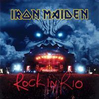 IRON MAIDEN: ROCK IN RIO 3LP