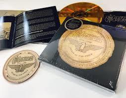 SAXON: DECADE OF THE EAGLE 1979-1988 2CD