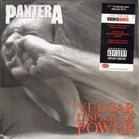 PANTERA: VULGAR DISPLAY OF POWER 2LP-USA IMPORT