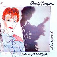 BOWIE DAVID: SCARY MONSTERS (AND SUPER CREEPS) LP