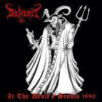 BEHERIT: AT THE DEVIL'S STUDIO 1990