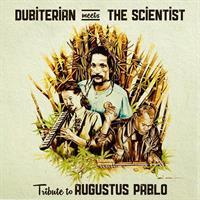 DUBITERIAN MEETS THE SCIENTIST: TRIBUTE TO AUGUSTUS BABLO LP+CD