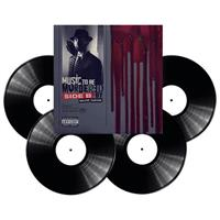EMINEM: MUSIC TO BE MURDERED BY-SIDE B-DELUXE EDITION 4LP