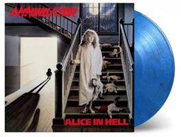 ANNIHILATOR: ALICE IN HELL-LIMITED COLOURED LP