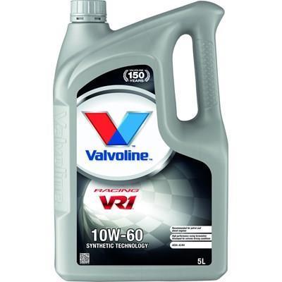 VALVOLINE VR1 RACING 10W-60 MOOTTORIÖLJY 5L