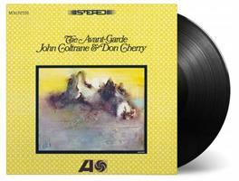 COLTRANE JOHN & DON CHERRY: THE AVANT-GARDE-STEREO LP