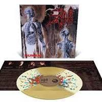 DEATH: HUMAN-SPLATTER LP