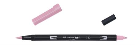 Brush Pen · Dual Brush · Pastel Rosa