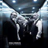 KING CRIMSON: LIVE IN VIENNA 3CD