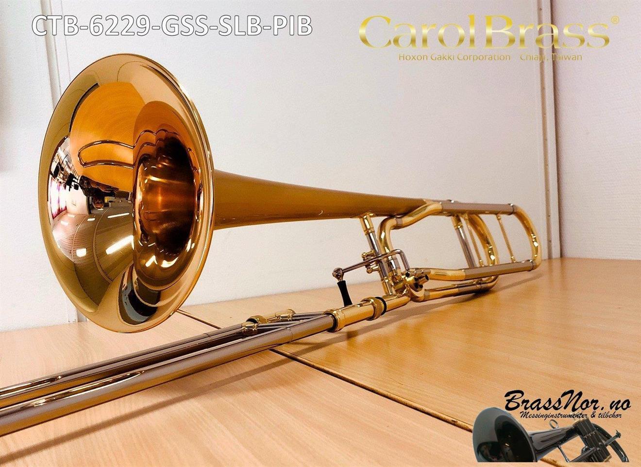 Trombone B/F CTB-6229-GSS-YNNN-N3-SLB
