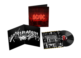 AC/DC: POWER UP-BLACK LP