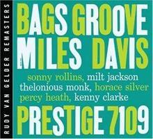 DAVIS MILES: BAG'S GROOVE (RVG)