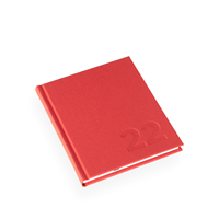 Kalender Rød A6+ - 2022