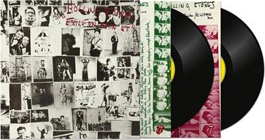 ROLLING STONES: EXILE ON MAIN STREET-HALF-SPEED MASTERED 2LP