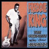 KING FREDDIE: THE COMPLETE KING FEDERAL SINGLES 2CD
