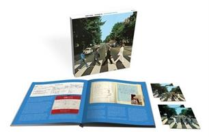 BEATLES: ABBEY ROAD-50TH ANNIVERSARY SUPER DELUXE EDITION 3CD+BLU-RAY