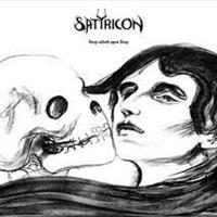 SATYRICON: DEEP CALLETH UPON DEEP-WHITE 2LP