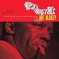 BLAKEY ART & THE JAZZ MESSENGERS: INDESTRUCTIBLE LP