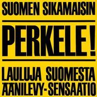 NUMMINEN M.A.: PERKELE!-LAULUJA SUOMESTA LP