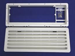 Jääkaapin ritilä ,Thetfort valkoinen 483x185,5mm aiukko 451x156