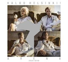 HALOO HELSINKI!: ARENA 2CD+DVD
