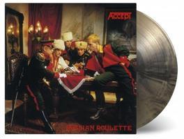 ACCEPT: RUSSIAN ROULETTE-COLOR LP