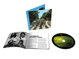 BEATLES: ABBEY ROAD-50TH ANNIVERSARY EDITION CD