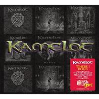 KAMELOT: WHERE I REIGN-THE BEST OF 2CD