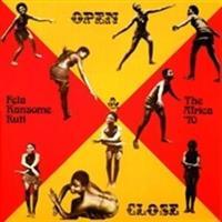 KUTI FELA: OPEN & CLOSE LP