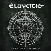 ELUVEITIE: EVOCATION II-PANTHEON DIGIPACK 2CD