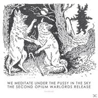 OPIUM WARLORDS: WE MEDITATE UNDER THE PUSSY IN THE SKY