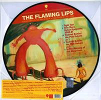 FLAMING LIPS: YOSHIMI BATTLES THE PINK ROBOTS-PICTURE LP