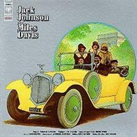 DAVIS MILES: JACK JOHNSON LP