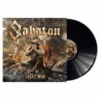 SABATON: THE GREAT WAR LP