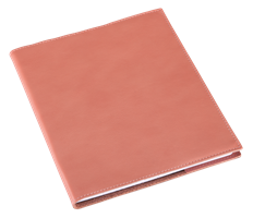Skinncover Coral 2022 Kalenderbok