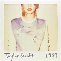 SWIFT TAYLOR: 1989 2LP